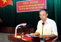 Cử tri kiến nghị sớm công khai kết quả điều tra vụ án Nguyễn Xuân Đường