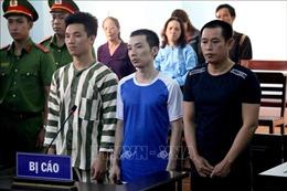 Xét xử 3 đối tượng trốn trại tại Bình Thuận