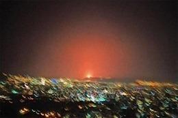 Iran xác nhận nổ bồn chứa khí đốt gần căn cứ quân sự Parchin