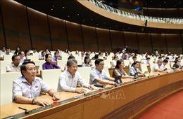 Chương trình giám sát của Ủy ban Thường vụ Quốc hội năm 2021