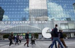 Pháp sơ tán một trung tâm mua sắm do xuất hiện đối tượng có vũ trang