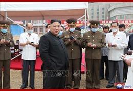 Nhà lãnh đạo Triều Tiên thị sát công trình xây dựng quan trọng của đất nước