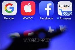 'Bộ tứ'công nghệ Mỹ điều trần về hành vi độc quyền