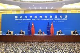 Trung Quốc, EU đẩy nhanh tốc độ đàm phán về thỏa thuận đầu tư