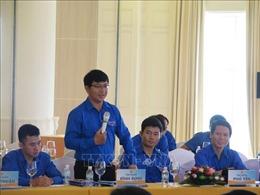 Đổi mới phương thức công tác Đoàn cụm Duyên hải Nam Trung Bộ