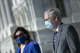 Nghị sĩ Mỹ bắt buộc phải đeo khẩu trang tại Hạ viện