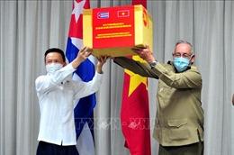 Việt Nam và Cuba tôn vinh hợp tác và hữu nghị trong chống COVID-19
