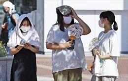 Nhiệt độ cao kỷ lục ở miền Trung Nhật Bản và khu vực Death Valley (Mỹ)