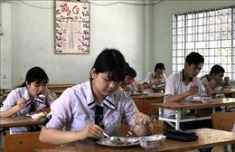 Thí sinh 4 xã cù lao tỉnh Vĩnh Long được dự thi tốt nghiệp THPT tại trường