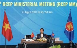 Hướng tới khả năng ký kết Hiệp định RCEP vào cuối năm 2020