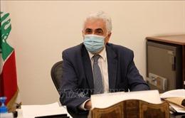 Liban bổ nhiệm Ngoại trưởng mới