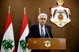Ngoại trưởng Liban từ chức