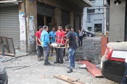 Nhiều nhân viên Đại sứ quán Đức bị thương trong vụ nổ ở Beirut