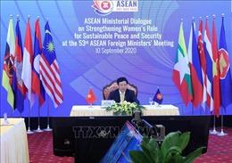 Dấu ấn ngoại giao Việt Nam trong thúc đẩy vai trò và trao quyền cho phụ nữ