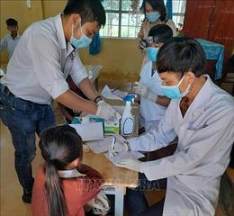 Phát hiện thêm một học sinh mắc bạch hầu ở Lâm Đồng