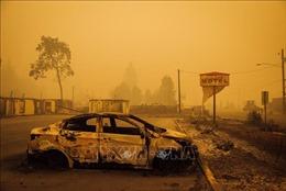 Hơn 500.000 người sơ tán do cháy rừng ở bang Oregon, Mỹ