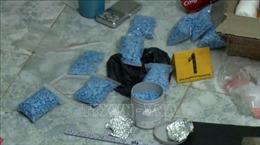 Triệt phá đường dây ma túy hoạt động liên tỉnh