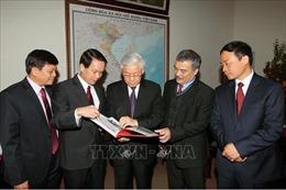 Tổng Bí thư, Chủ tịch nước Nguyễn Phú Trọng gửi thư chúc mừng TTXVN nhân kỷ niệm 75 năm Ngày thành lập