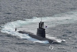 Hàn Quốc phát triển tàu ngầm trang bị pin lithium-ion