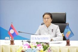 Quốc hội Lào tập trung vào mục tiêu phục hồi kinh tế