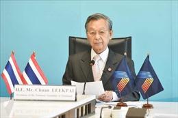 Chủ tịch Quốc hội Thái Lan khẳng định vai trò lãnh đạo AIPA của Chủ tịch Quốc hội Việt Nam