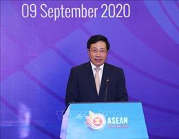 Phát biểu của Phó Thủ tướng, Bộ trưởng Ngoại giao Phạm Bình Minh tại Hội nghị AMM 53 và các Hội nghị liên quan