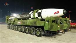 Mỹ 'thất vọng' về việc Triều Tiên trình làng tên lửa đạn đạo mới