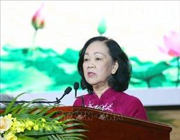 Công tác dân vận góp phầncủng cố khối đại đoàn kết toàn dân tộc
