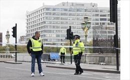 Báo động an ninh tại bệnh viện St Thomas' ở thủ đô London