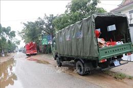Huy động tổng lực mở đường tiếp cận vụ sạt lở đất tại Thủy điện Rào Trăng 3