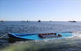 Ít nhất 21 người thiệt mạng do đắm thuyền ngoài khơi Tunisia