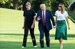 Con trai của Tổng thống Mỹ từng nhiễm virus SARS-COV-2