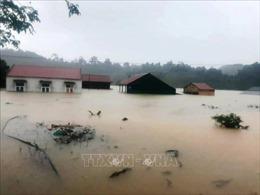 Lũ lớn làm hai người tử vong, hơn 57.000 nhà bị ngập sâu ở Quảng Bình