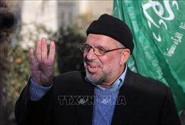 Quân đội Israel bắt giữ một thủ lĩnh cấp cao của Phong trào Hamas