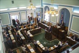 Quốc hội Iceland phải ngừng họp do động đất mạnh