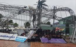Cục Cảnh sát giao thông đề nghị không đi vào các vùng từ Đà Nẵng đến Phú Yên