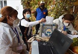 Kyrgyzstan tiến hành bầu cử quốc hội