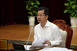 Thành ủy Đà Nẵng họp bàn xây dựng thí điểm tổ chức chính quyền đô thị