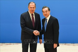 Trung Quốc, Nga thảo luận quan hệ hợp tác chiến lược toàn diện