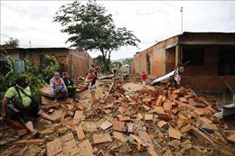 Colombia tuyên bố tình trạng thảm họa tại các đảo chịu ảnh hưởng của bão Iota