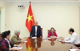 Thủ tướng Chính phủ Nguyễn Xuân Phúc làm việc với Trung ương Hội Khuyến học Việt Nam