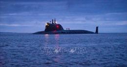 Tàu ngầm hạt nhân mới Kazan của Nga thử nghiệm tấn công bằng tên lửa hành trình