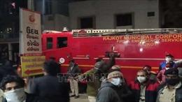 Hỏa hoạn tại một bệnh viện của Ấn Độ, 5 bệnh nhân COVID-19 thiệt mạng