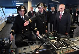 Tổng thống Nga V. Putin cam kết duy trì ưu thế của Nga tại Bắc Cực