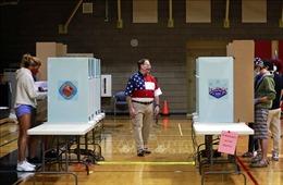Bầu cử Mỹ 2020: Trục trặc kỹ thuật tại các điểm bỏ phiếu bang Nevada