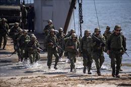 Chín quốc gia châu Mỹ tập trận hải quân chung