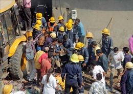 Nổ lớn tại một nhà kho chứa hóa chất ở Ấn Độ, 12 người thiệt mạng