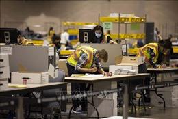 Bầu cử Mỹ 2020: Cảnh sát Philadelphia điều tra âm mưu tấn công điểm kiểm phiếu