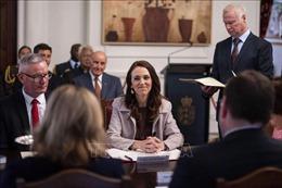 Nội các mới của New Zealand nhậm chức