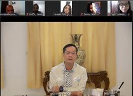 Thúc đẩy quan hệ hợp tác mọi mặt Việt Nam-Indonesia